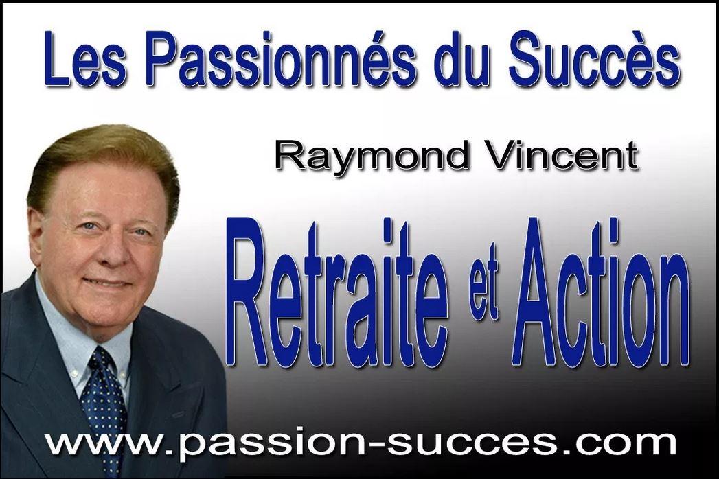 Ray Vincent Capsule vidéo Retraite